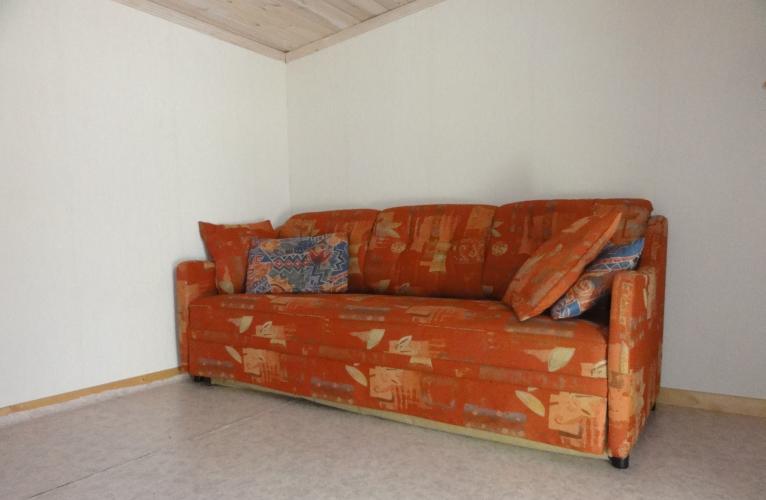 Bäddsoffa - Sovrum 1 - Gäststugan